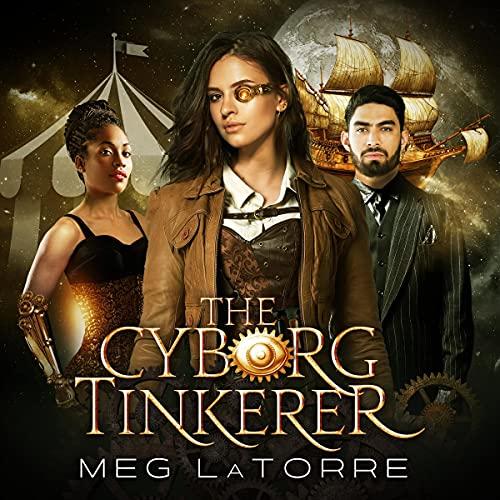 Couverture de The Cyborg Tinkerer