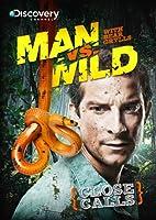 Man Vs Wild: Close Calls [DVD] [Import]