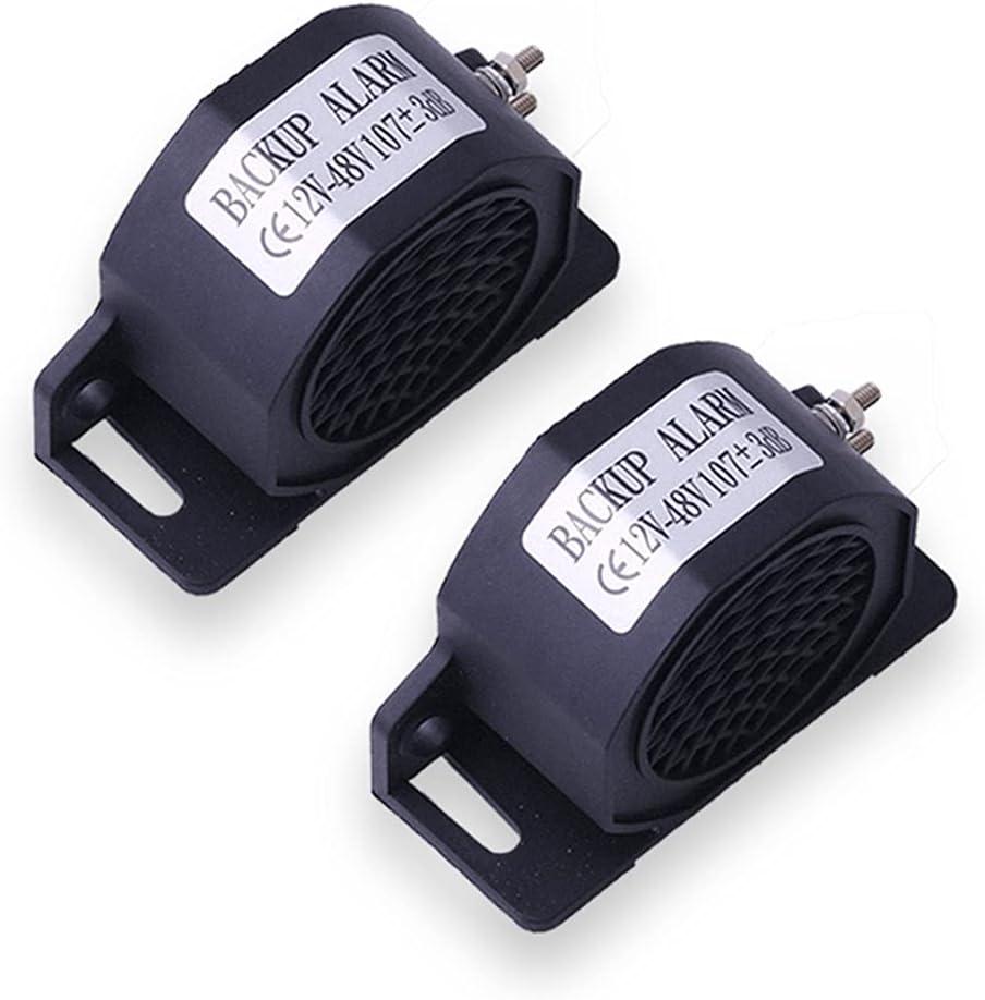 SEEU. AGAIN Car Back-up Max 44% OFF Alarm Set 2 12V-24V Directly managed store 102dB Waterpro of