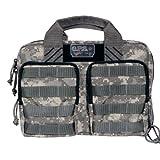 G.P.S. Tactical Quad Plus 2 Pistol Case, Digital Camo, One Size