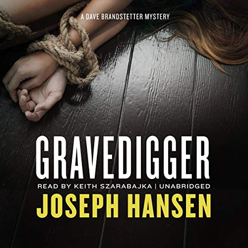 Page de couverture de Gravedigger
