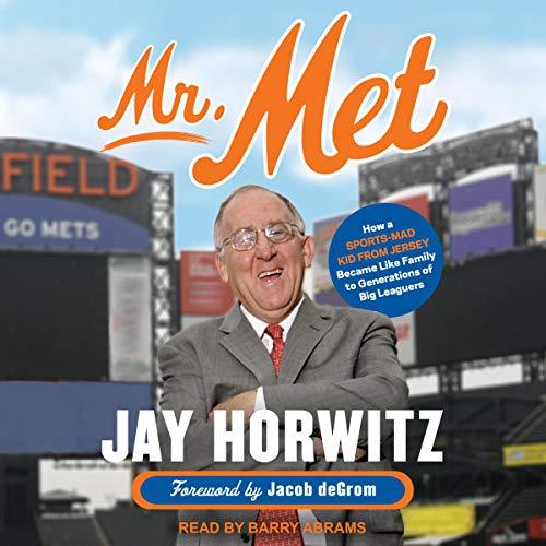 Mr. Met cover art