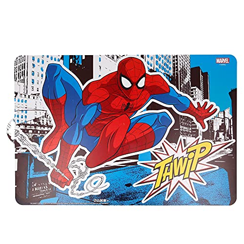 Stor Spiderman Streets Set de Table Unique, Standard