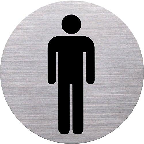Helit H6270900 - Piktogramm-WC Herren