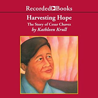 Harvesting Hope audiobook cover art