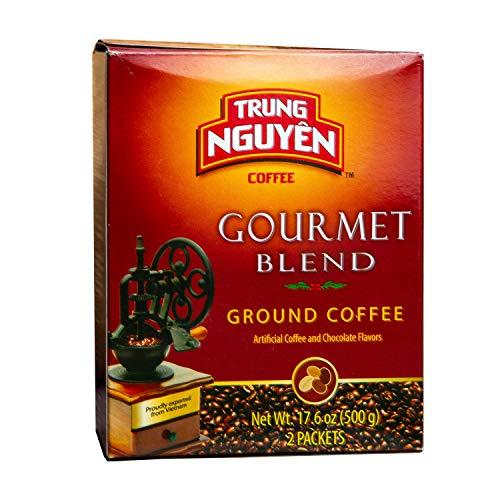 Trung Nguyen - Vietnamese Gourmet Blend - 17.6 oz(500g)
