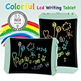 KOKODI Girl Boy Toys, Gifts for 3-6 Year Old Girls Boys, 8.5 Inch LCD Writing Tablet with Colorful...