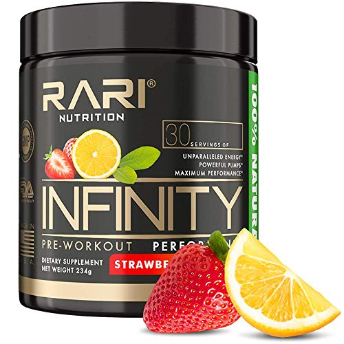 RARI Nutrition - Infinity Natural Pre Workout Powder