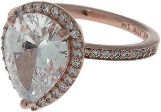 PANDORA Radiant Teardrop Rose Gold Ring