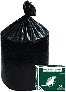 ZW USA Inc Dog Waste Can Liners - D002-50