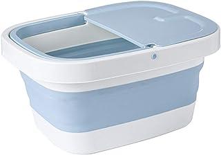 Lavabo pliable Bassin pliable - pliant bain de pieds Bucket Salle de bain en plastique Portable massage pliable Basins mai...