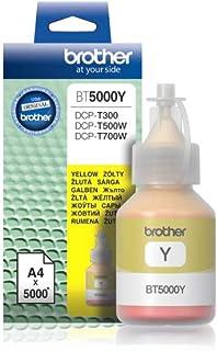 Brother BG-BT5000Y Ink Cartridge, Yellow