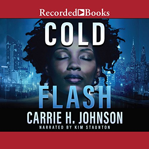 Cold Flash audiobook cover art