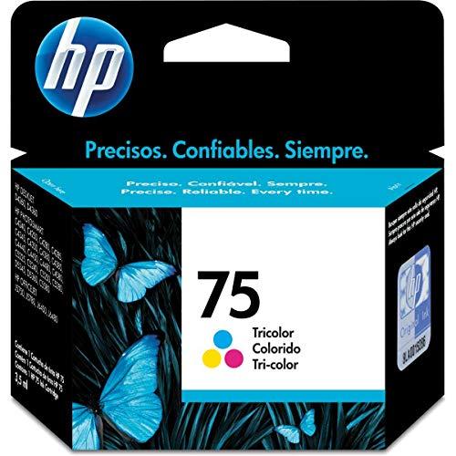 Cartucho Original , HP, CB337WB, Color
