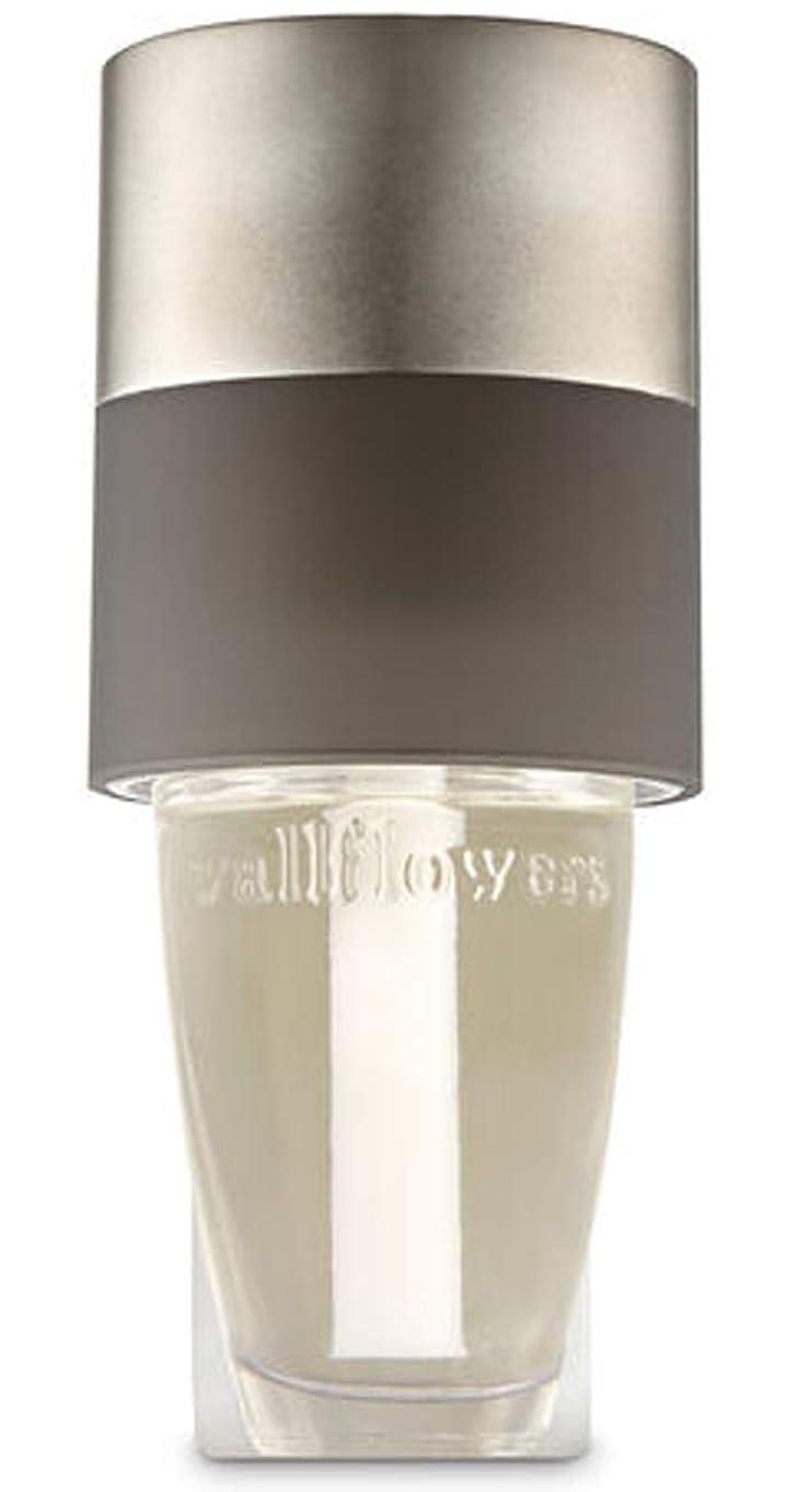 バス&ボディワークス ダークシルバー&ブラック ナイトライト ルームフレグランス プラグインスターター (本体のみ) プラグイン芳香剤