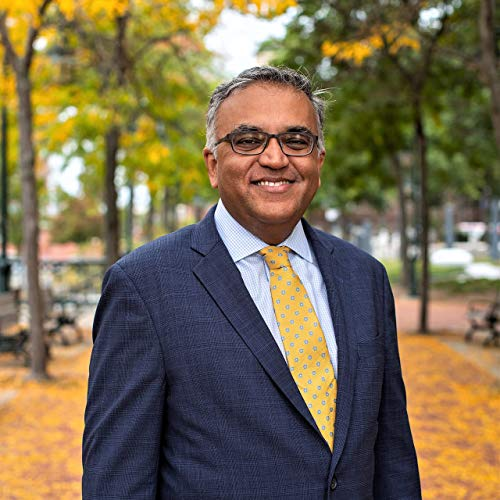 """Welcome to Episode 29 of """"COVID: What comes next,"""" an exclusive weekly Providence Journal/USA TODAY NETWORK podcast featuring Dr. Ashish Jha, dean of the Brown University School of Public Health and an internationally respected expert on pandemic response and preparedness. Podcast By  cover art"""