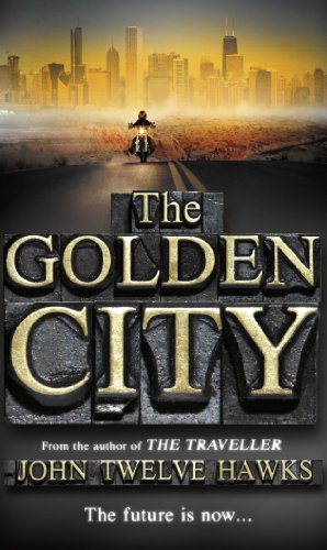 The Golden City: the cult sci-fi trilogy that has come true