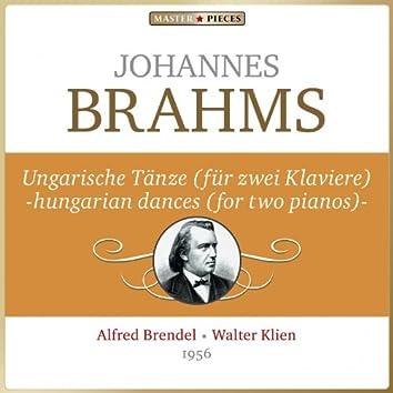 Masterpieces Presents Johannes Brahms: Hungarian Dances