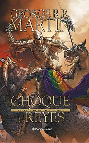 Juego de Tronos Choque de Reyes nº 02/03 (Independientes USA)