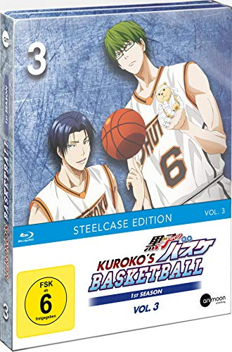 Kuroko's Basketball Season 1 Vol.3 [Blu-ray]