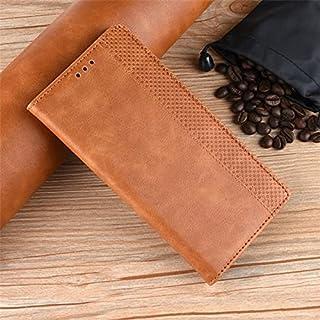 CRISTY-Wallet Cases - Retro Flip Book Leather Cover for OPPO A9 A5 2020 A11X غطاء المحفظة المغناطيسي لـ OPPO Realme 5 6 Pr...