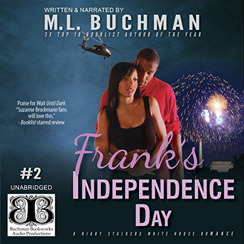 Frank's Independence Day audiobook cover art