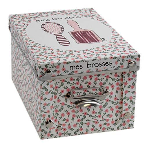 Incidence Petite Boite - Pink Basics - Mes brosses