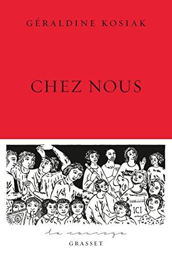 Chez Nous Collection Le Courage Dirige Par Charles Dantzig