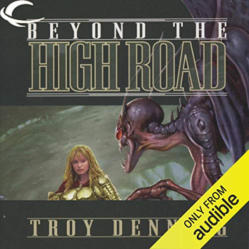 Page de couverture de Beyond the High Road