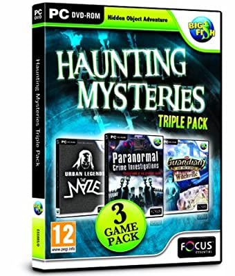 Haunting Mysteries Triple Pack (PC DVD)