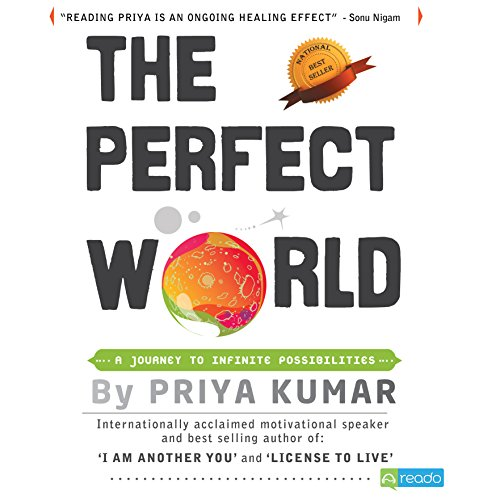 The Perfect World audiobook cover art