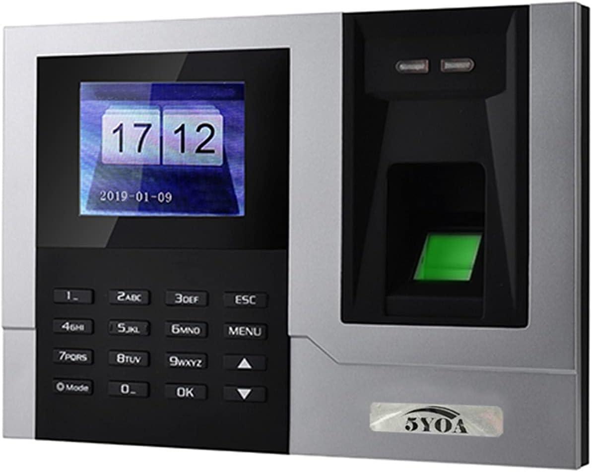 shipfree yaohuishanghang Time Cards New item IP Fingerprint At Biometric RJ45