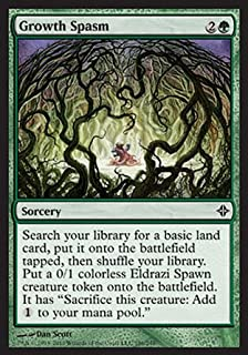 Magic: the Gathering - Growth Spasm - Rise of the Eldrazi - Foil