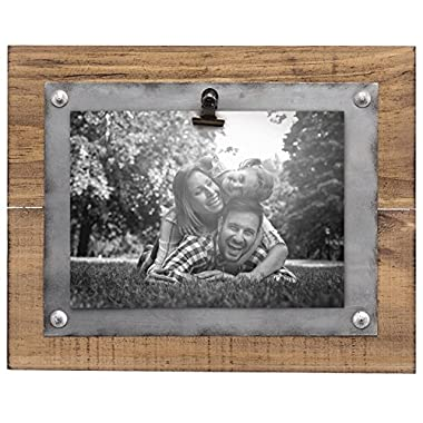 Foreside Home & Garden FFRD06133 5X7 Carson Photo Frame with Clip