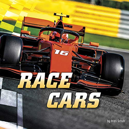 Race Cars (Wild About Wheels)