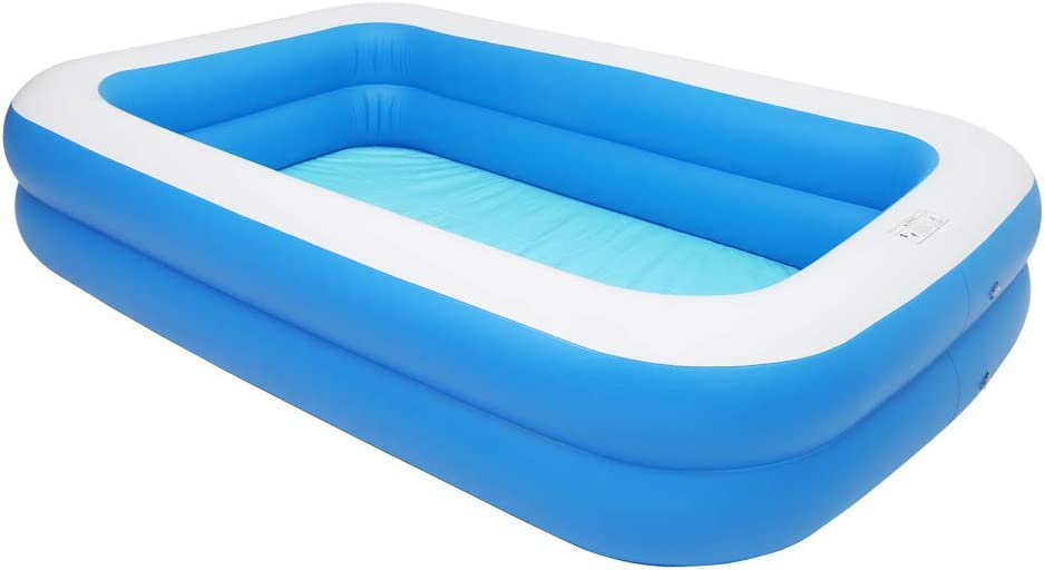 Inflatable Swimming Pool Detroit Mall for Kids Full-Sized and Blow Choice Up Adults