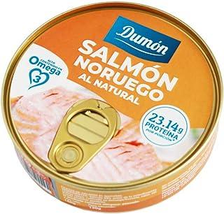 Dumon - 10 Unidades de 160 gr de Conservas de Salmon Noruego