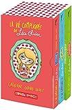 Coffret La vie compliquée de Léa Olivier - Contient : Tome 1, 2 et 3, des stickers et un poster-calendrier