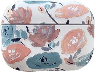 BONICI - Funda protectora compatible con AirPods 1/2, para niñas y mujeres, hermosa y elegante estilo chino floral pintura al óleo, funda rígida de policarbonato para auriculares inalámbricos Flower4