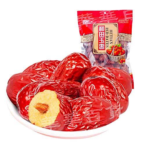 和田玉棗 干しなつめ 500g 乾燥果実 ?? 干? 中華食材