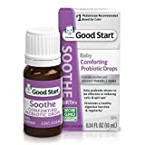 Gerber Soothe Baby Everyday Probiotic Drops for Newborn, Infants, Baby, & Toddlers, Colic, Spit-Up, & Digestive Health, #1 Pediatrician Recommended, 0.34 Fl Oz