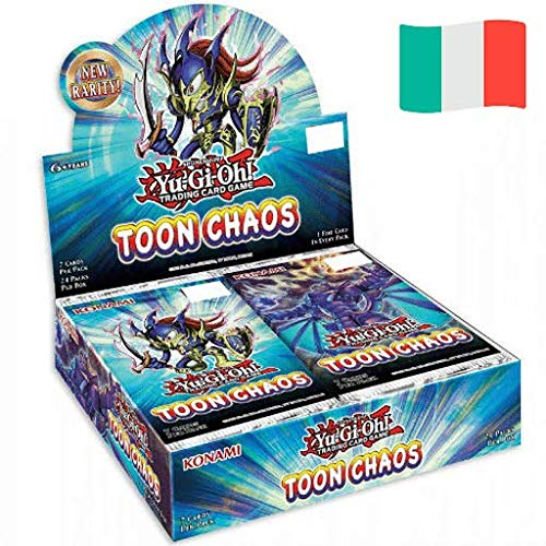 YU-GI-OH! - Toon Chaos Unlimited Edition (24 Buste) IT RISTAMPA