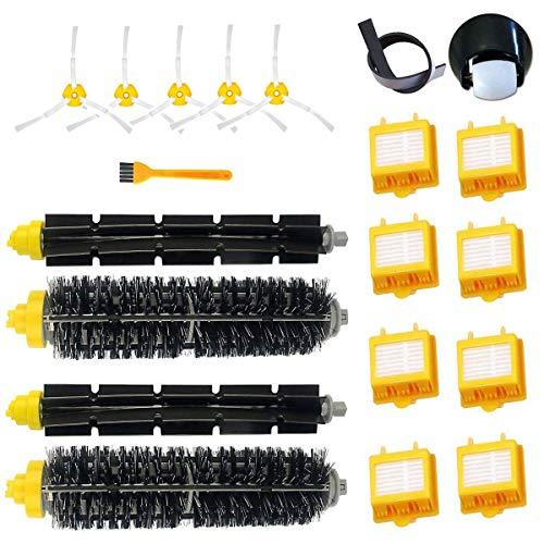 Supon Accesorios de repuestos de robot para robot 790 782 780 776 774 772 770 760 Juego de reemplazo de filtro de cepillo serie 700(00206)