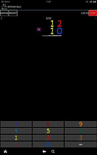 『K3 Math Quiz』の3枚目の画像