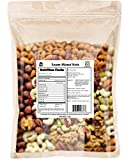 Daily Super Mixed Nuts ( 7 TREE NUTS + 2 DRIED FRUITS, 3 LB) (Kosher Certified)
