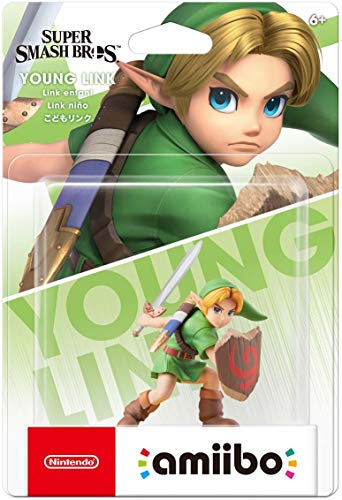 Nintendo Amiibo - Young Link (Ssbu) - Switch