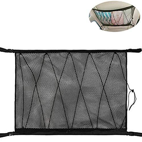 Universal Car Adesivo Portabagagli Cargo Net bagagli Mesh Orgnizer Storage Bag