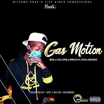 Gas Motion (feat. P33 & Neskor)