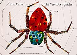 The Very Busy Spider Plus a list of all time favorite children's books, includes a free file