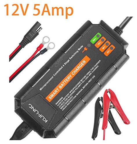 12 volt deep cycle charger - 8